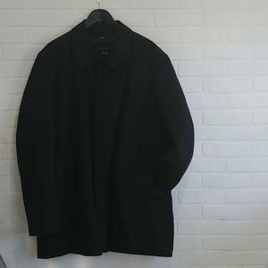 Hugo Boss cashmere wool coat